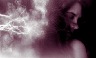 Kate Miller-Wilson Static Electricity Portrait