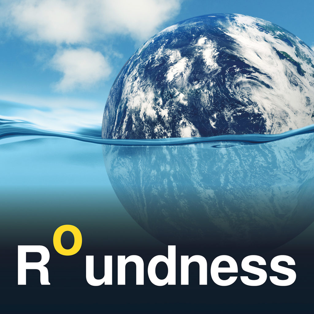 Roundness Podcast Ident