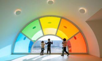 Sako rainbow kindergarten